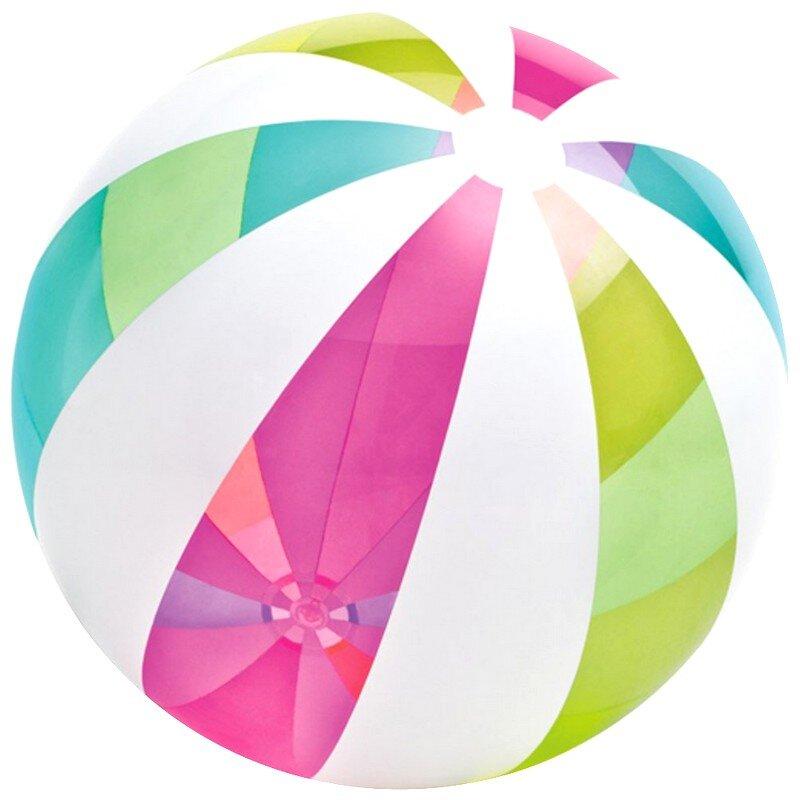 Большой мяч для бассейна 107 см. INTEX 59066 в Уфе