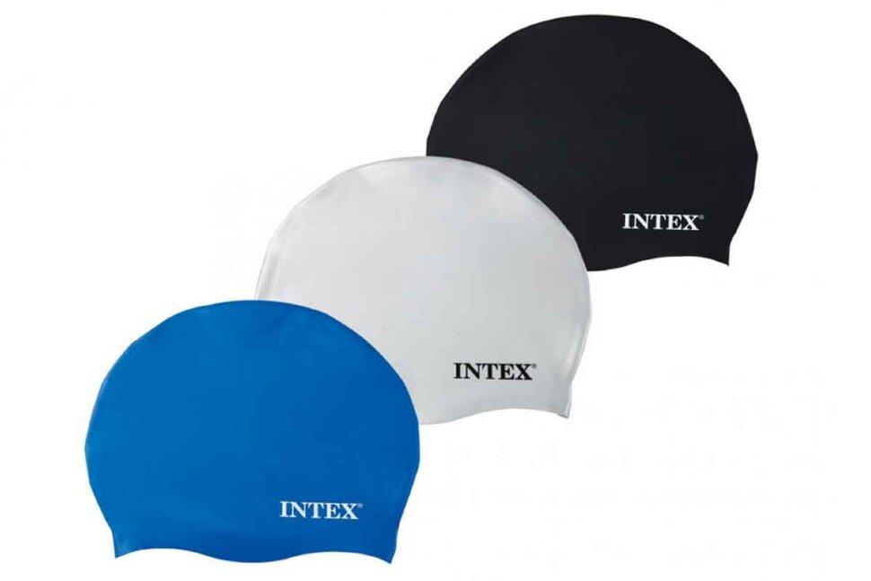 Шапочка для плавания INTEX 55991 в Кемерово