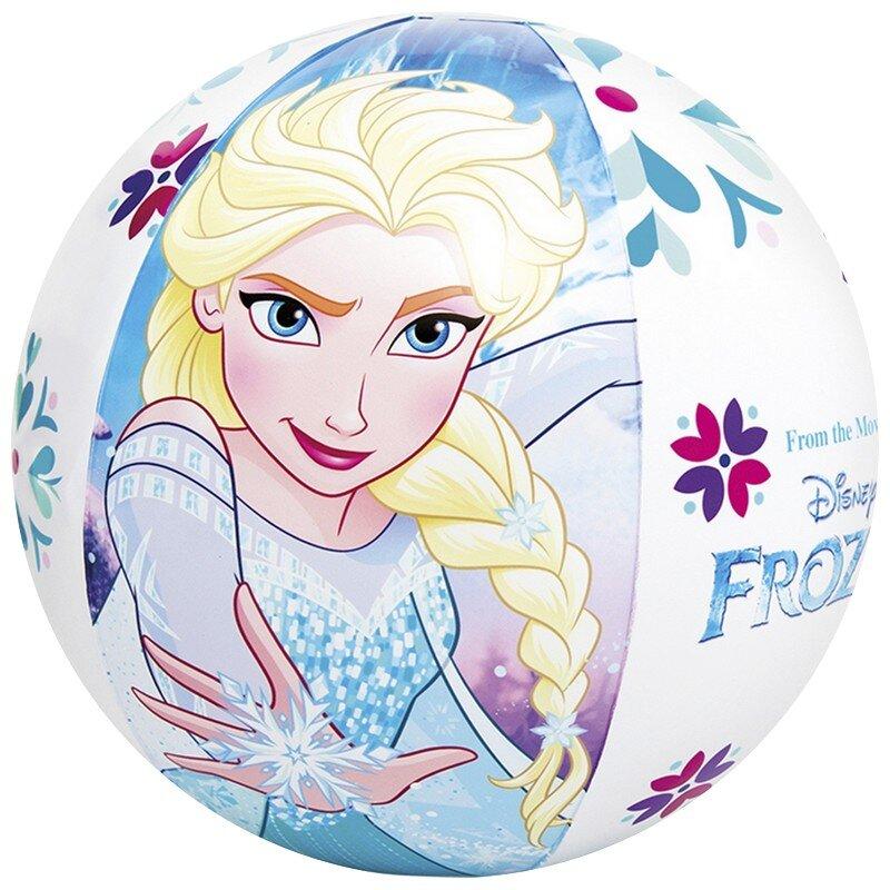 """Надувной мяч для девочек """"Холодное сердце"""" 51 см. INTEX 58021 в Уфе"""