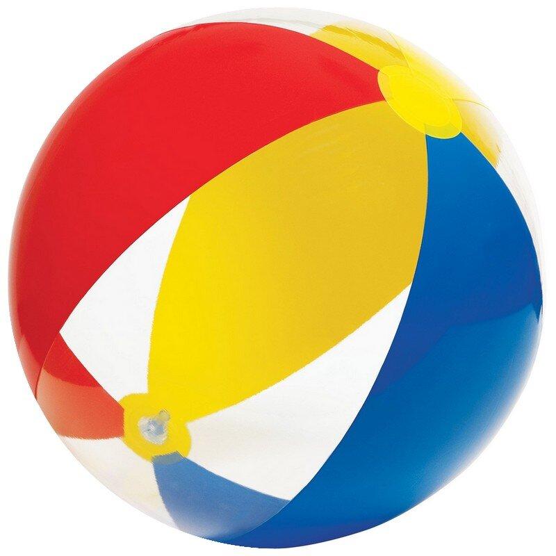 Мяч для пляжа 61 см. INTEX 59032 в Москве