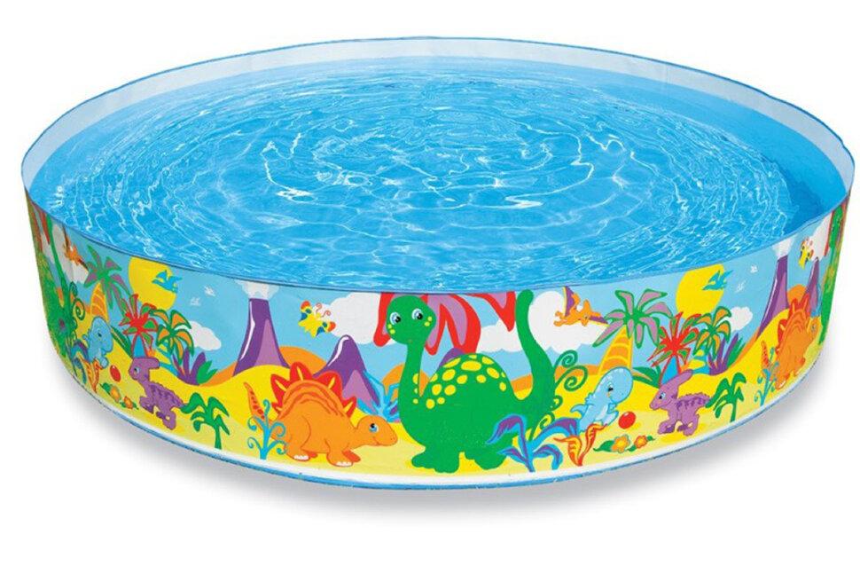 "Жесткий бассейн ""Джунгли"" INTEX 58474 в Оренбурге"