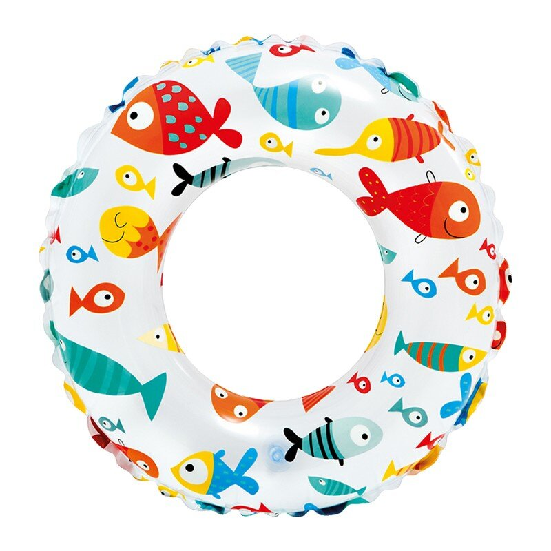Надувной круг для плавания INTEX 59230 Рифовые рыбки в Оренбурге