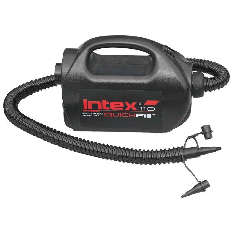 Усиленный электронасос INTEX 68609 заряд от 220V/прикуриватель 12V в Смоленске