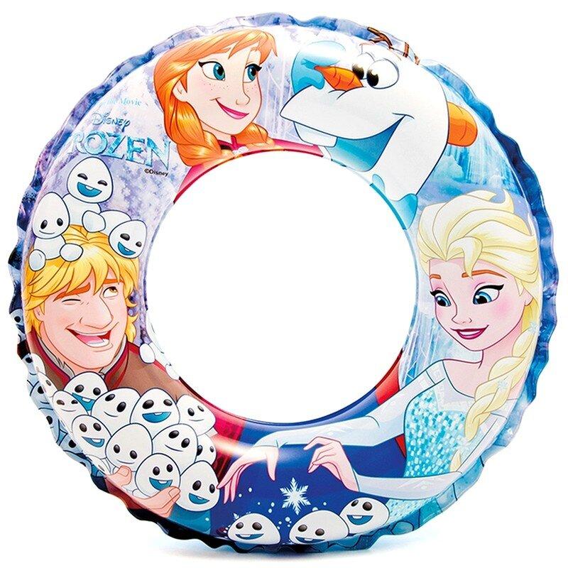 """Надувной круг """"Холодное сердце"""" INTEX 56201 в Кемерово"""