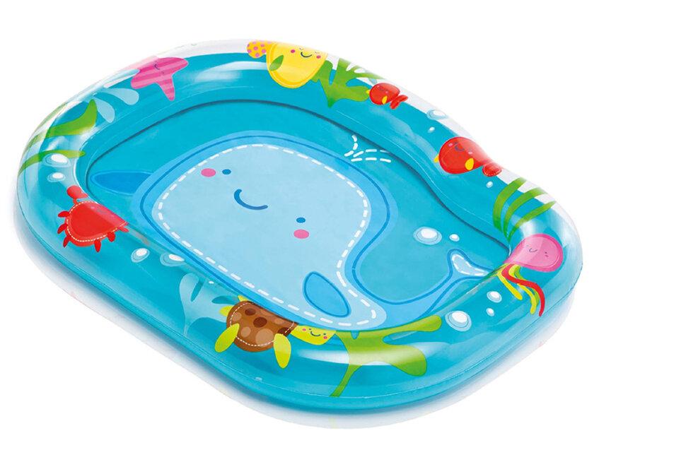 """Надувной бассейн для малышей """"Маленький кит"""" INTEX 59406 в Смоленске"""