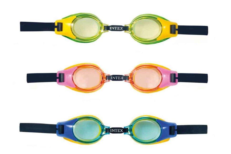 Очки для плавания INTEX 55601 в Кемерово