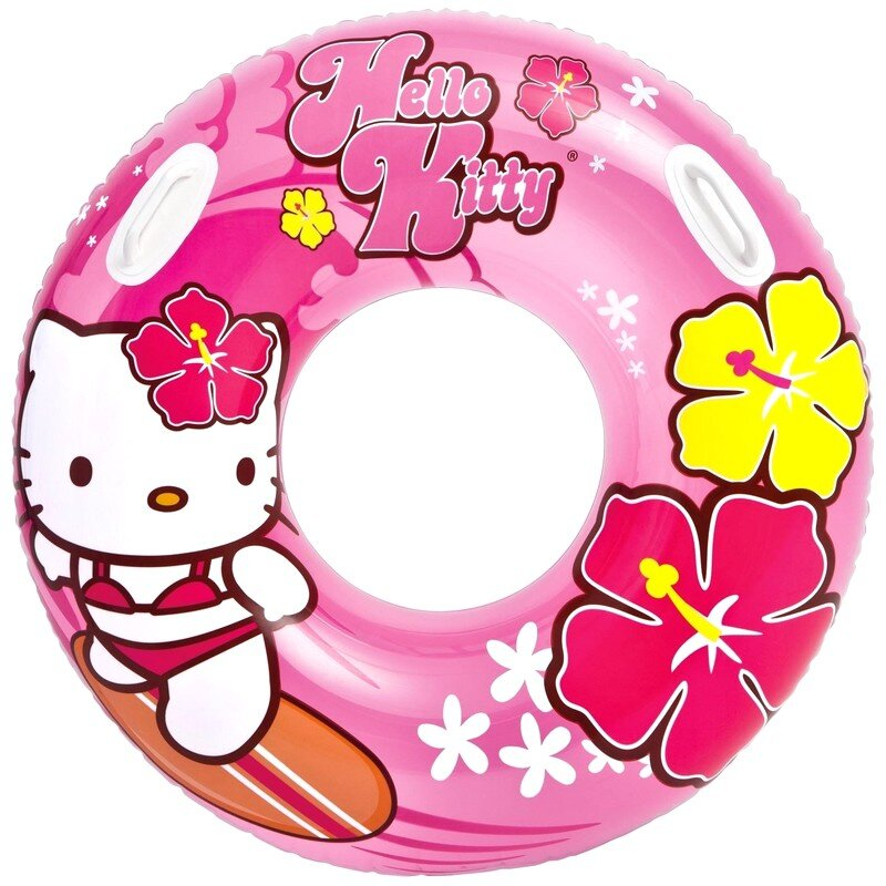 "Надувной круг ""Hello Kitty"" INTEX 58269 в Барнауле"