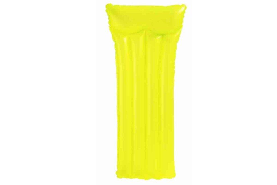 Плавательный матрас INTEX 59717 NEON Желтый