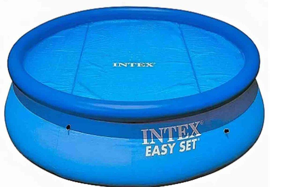 Плавающее покрывало для бассейна INTEX 28012