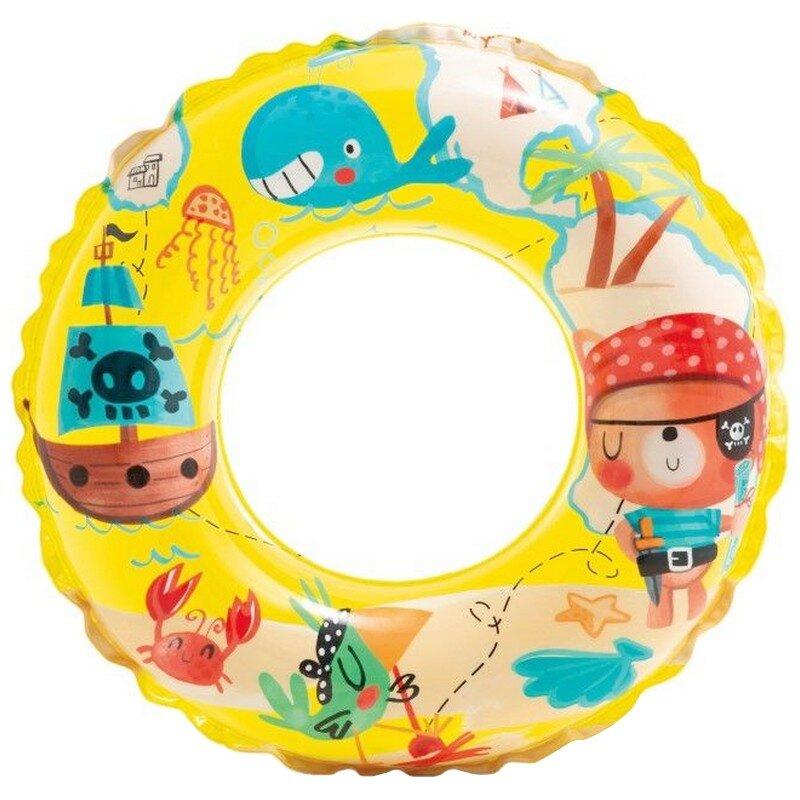 Надувной круг для плавания INTEX 59242 в Тюмени
