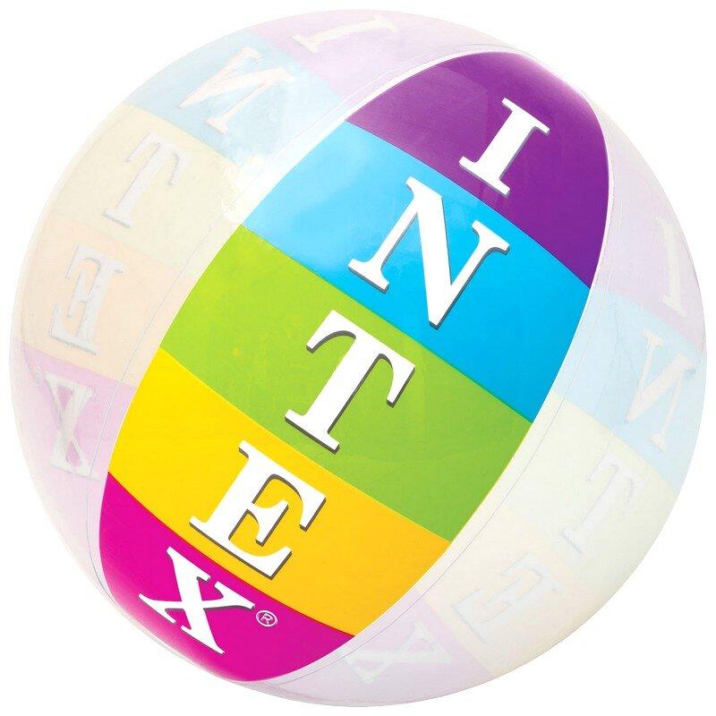 Надувной мяч пляжный 91 см. INTEX 59060 в Перми