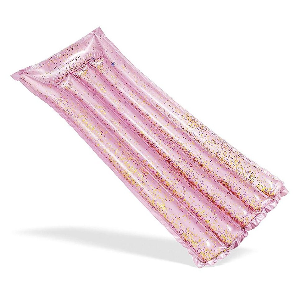 Надувной матрас с блестками INTEX 58720 в Калуге