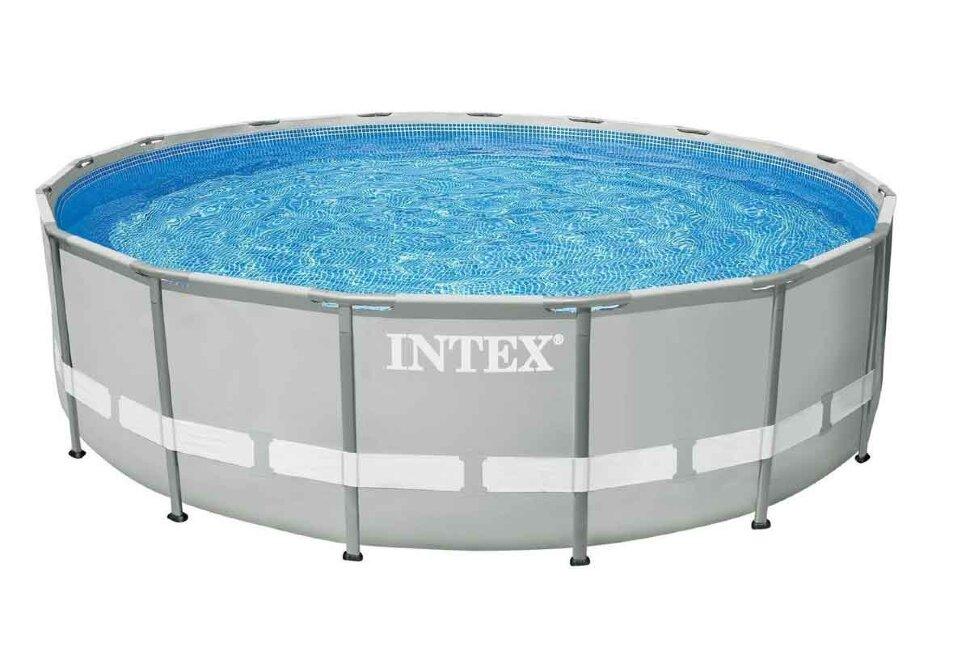Бассейн каркасный круглый INTEX Ultra Frame 28322 в Оренбурге