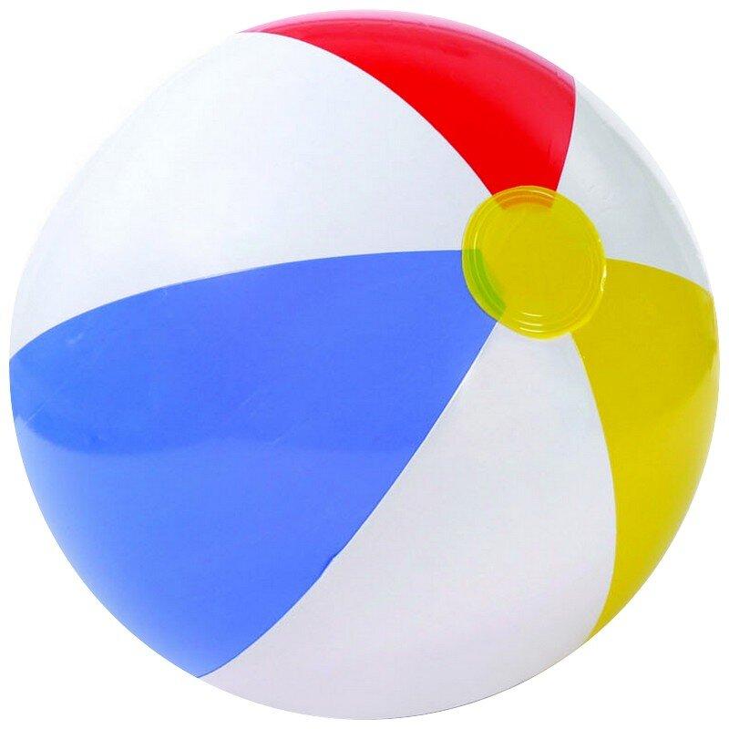 Надувной мяч пляжный 51 см. INTEX 59020 в Тольятти