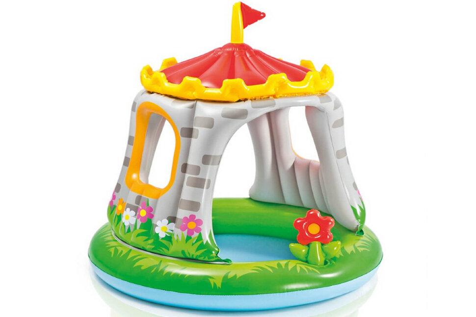 """Надувной детский бассейн """"Королевский замок"""" INTEX 57122 в Оренбурге"""