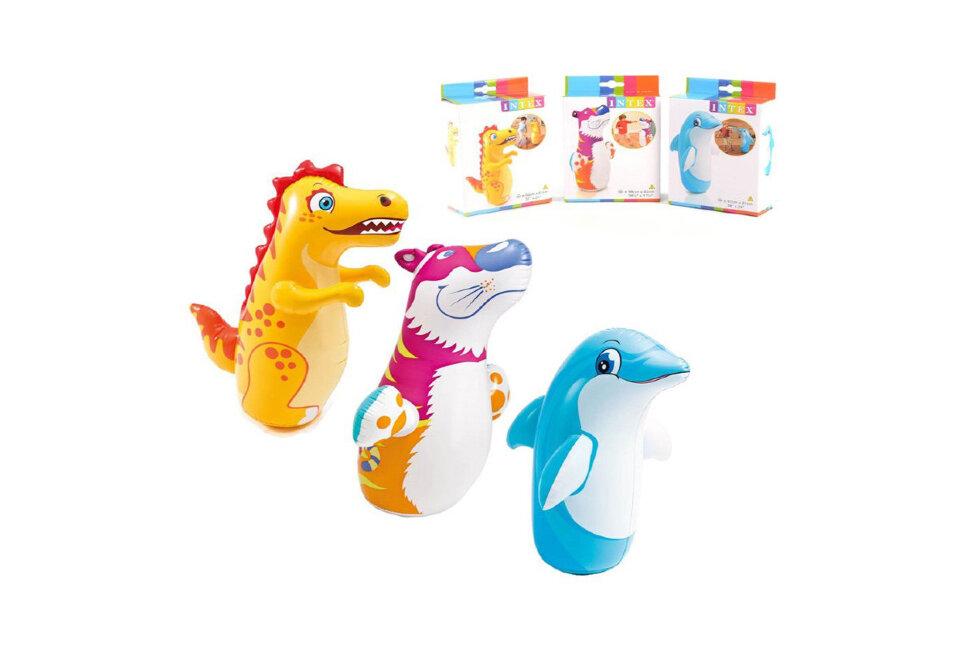 "Надувная игрушка ""Неваляшка"" INTEX 44669 в Оренбурге"