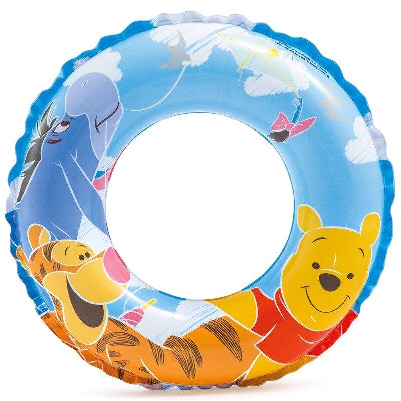 Надувной круг для плавания INTEX 58228 в Новосибирске