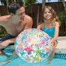 Мяч для бассейна надувной
