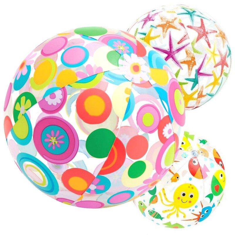 Надувной мяч для плавания 61 см INTEX 59050 в Клину