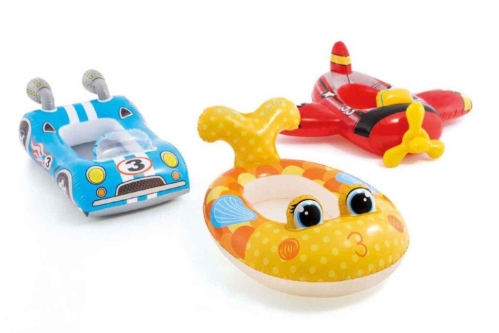 Надувная детская лодочка INTEX 59380 в Туле