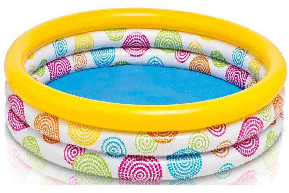 Надувной бассейн детский INTEX 58449 в Оренбурге