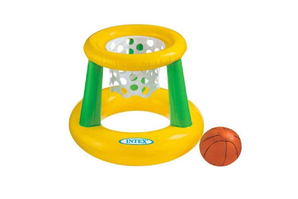 Баскетбольное кольцо надувное INTEX 58504 в Барнауле