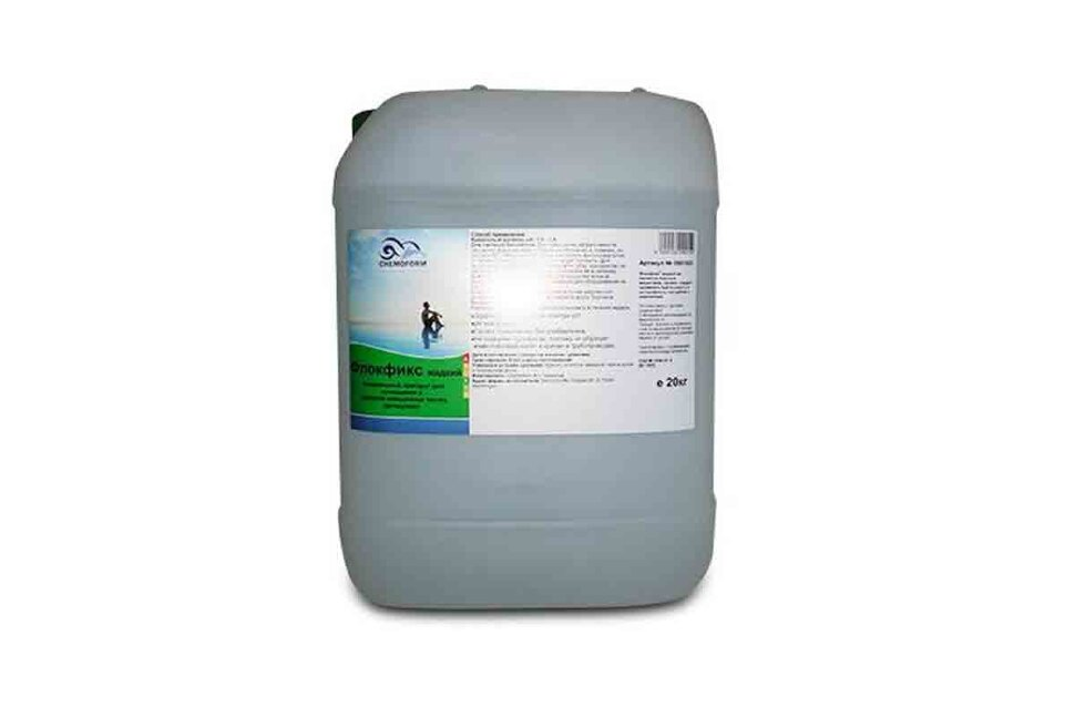 0901020 Chemoform, Флокфикс жидкий, 20 кг в Новосибирске