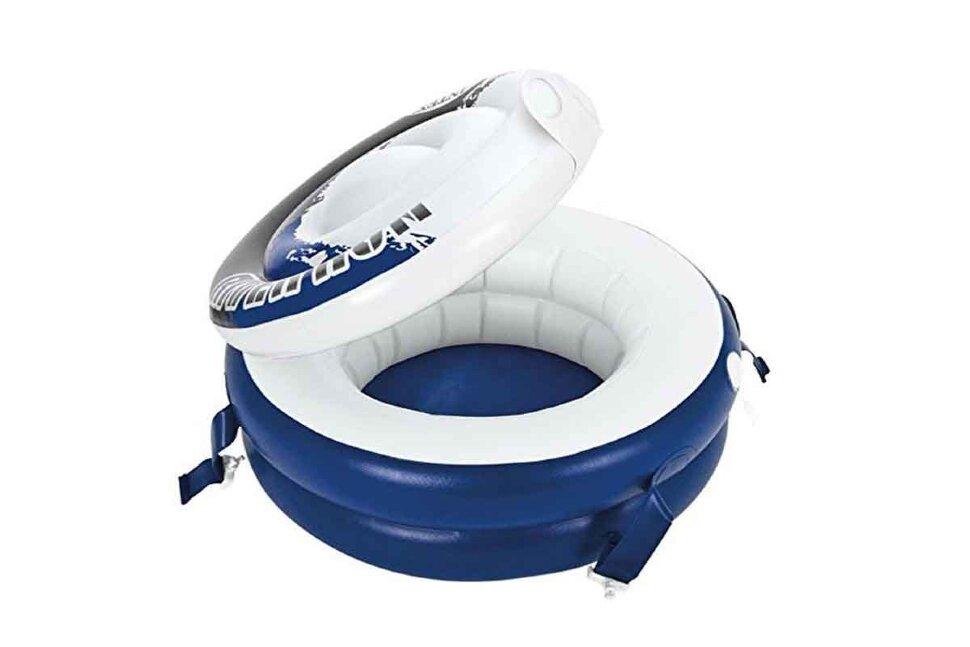 Надувной плавающий кулер INTEX 56823 в Клину