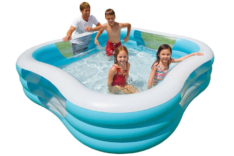 Детский надувной бассейн INTEX 57495 в Новосибирске