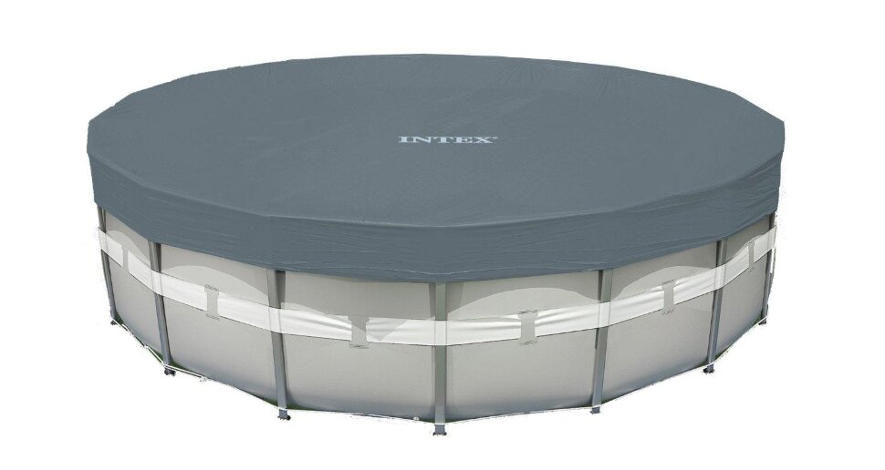 Бассейн каркасный круглый INTEX Ultra Frame 28334/54958 в Уфе
