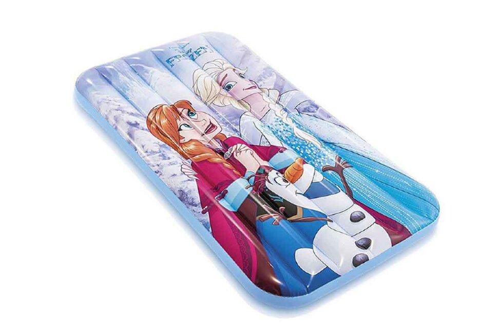 """Пляжный надувной матрас """"Холодное сердце"""" INTEX 48776 в Смоленске"""