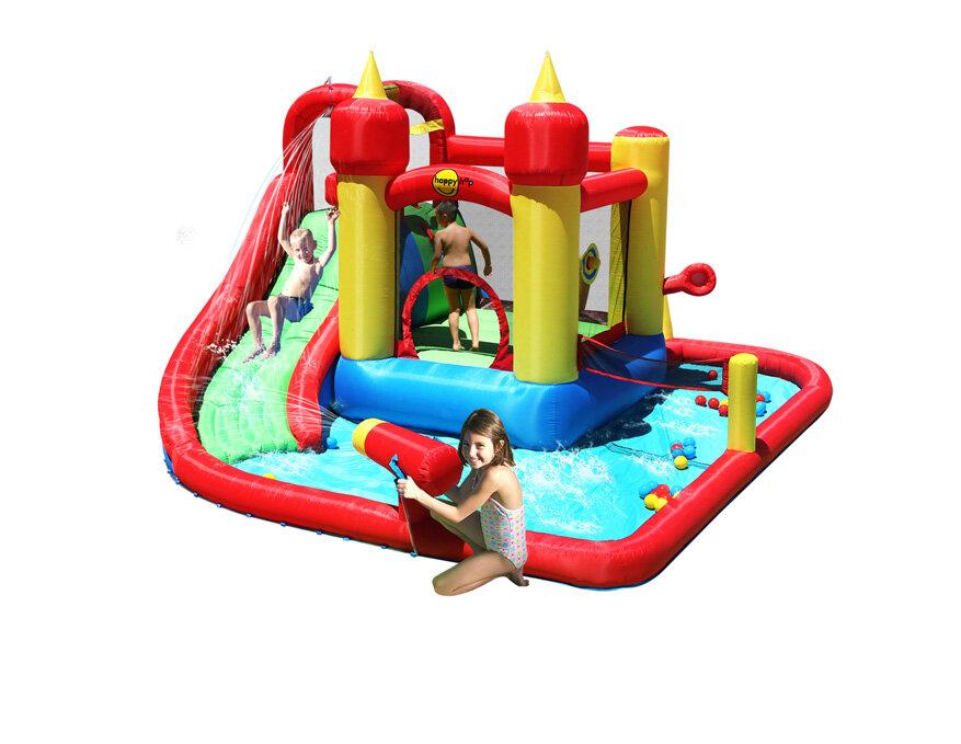 Водный игровой центр с горкой HAPPY HOP 9016 в Туле