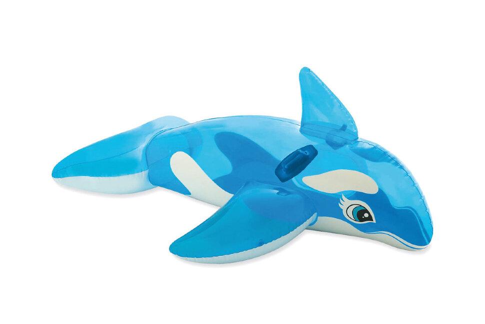 """Надувная игрушка """"Дельфин"""" INTEX 58523 в Тольятти"""