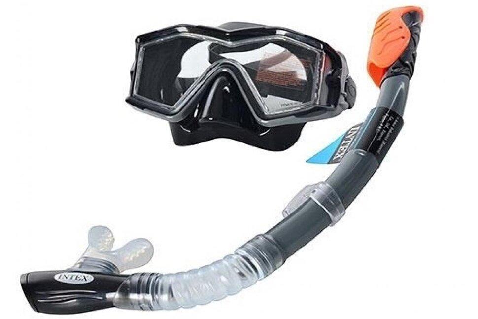 Набор для плавания: маска с трубкой INTEX 55961 в Кемерово