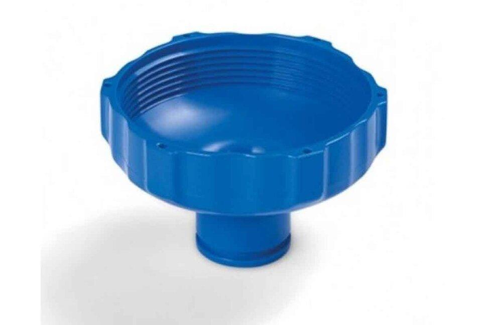 Переходник с резьбой для соединения шланга набора для чистки 28003 с засосом воды в фильтр INTEX 11447 в Казани