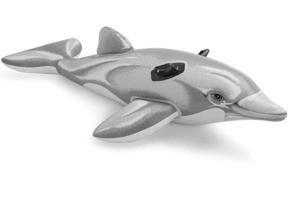 """Надувная игрушка """"Дельфин"""" INTEX 58535 в Тольятти"""