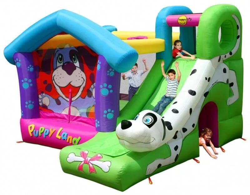 """Детский надувной игровой центр """"Далматинец"""" HAPPY HOP 9109 в Туле"""