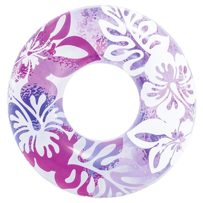 Фиолетовый круг для плавания INTEX 59251 в Калуге