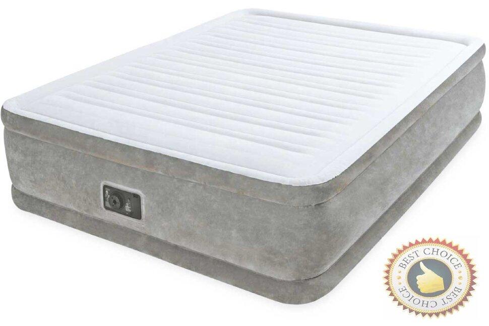 Надувная двуспальная кровать INTEX 64414 в Казани