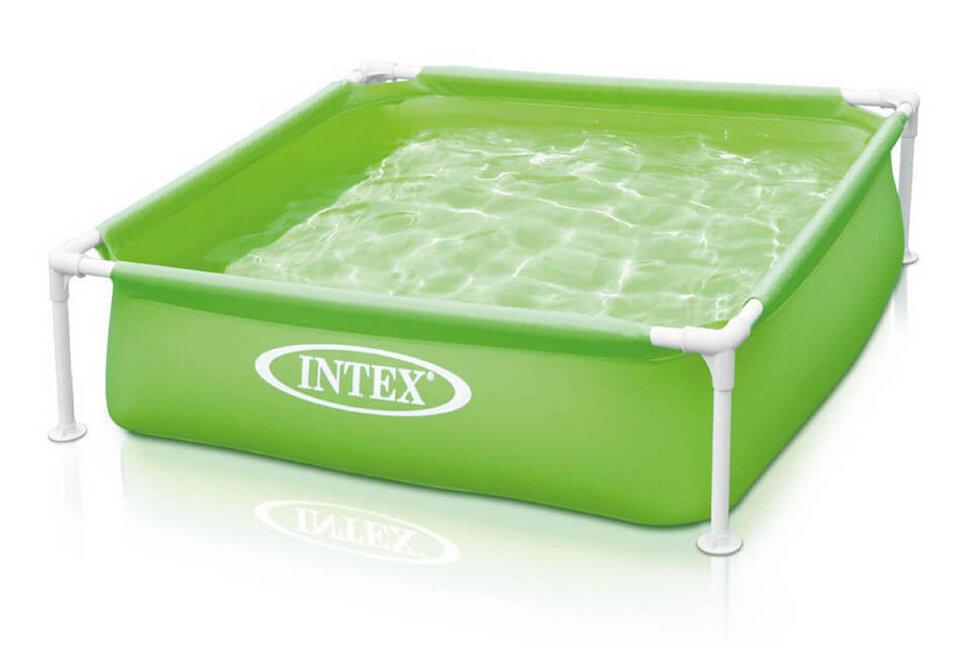Детский каркасный пластиковый бассейн INTEX 57172 в Барнауле