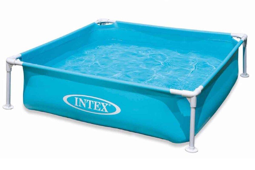 Детский каркасный пластиковый бассейн INTEX 57173 в Барнауле