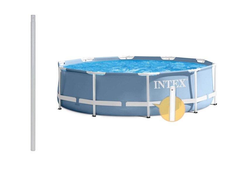Вертикальная опора для бассейнов ROUND PRISM FRAME POOL INTEX 12461 в Перми