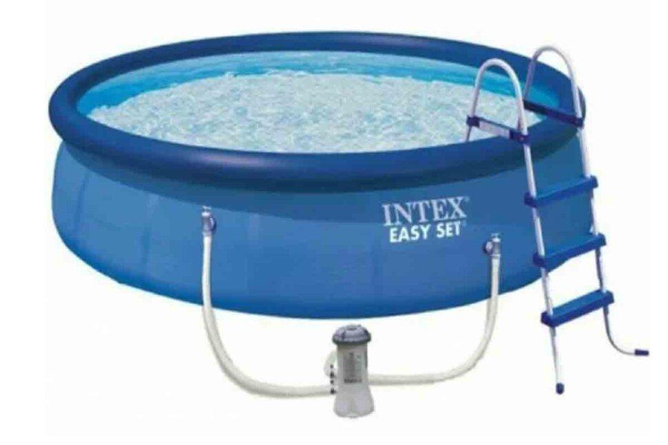 Надувной бассейн INTEX Easy Set 28164/54914/56414