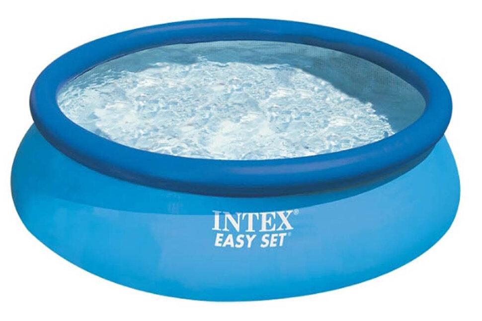 Надувной бассейн INTEX Easy Set 28120 СКИДКИ - замена упаковки