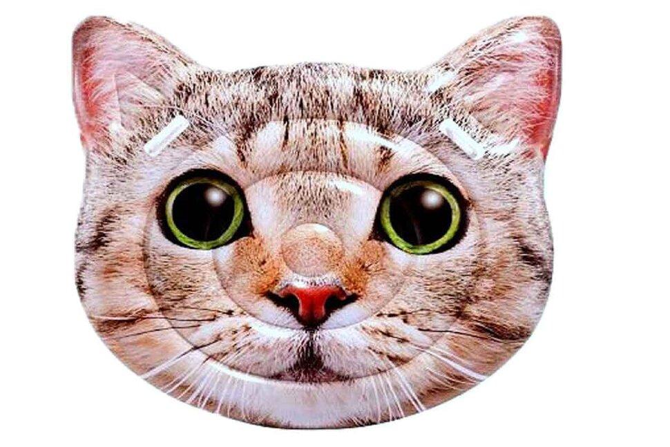 Пляжный надувной матрас «Кот» INTEX 58784 в Уфе