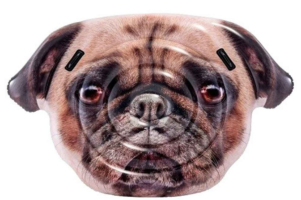 Пляжный надувной матрас «Собака» INTEX 58785 в Тюмени
