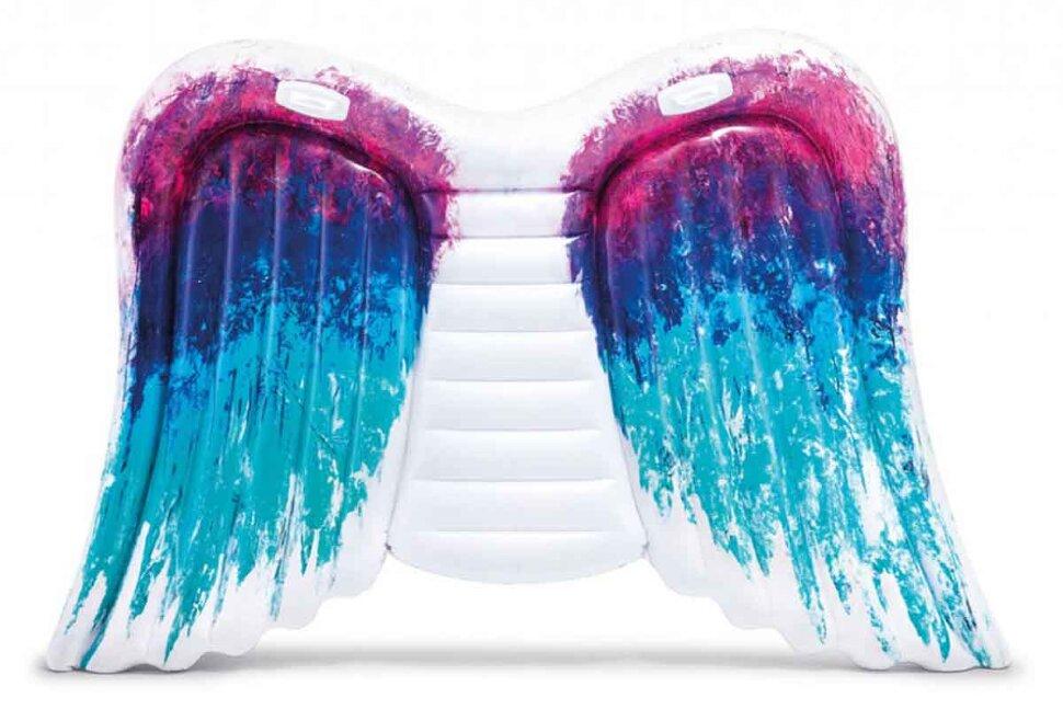 Пляжный надувной матрас «Крылья ангела» INTEX 58786 в Новосибирске