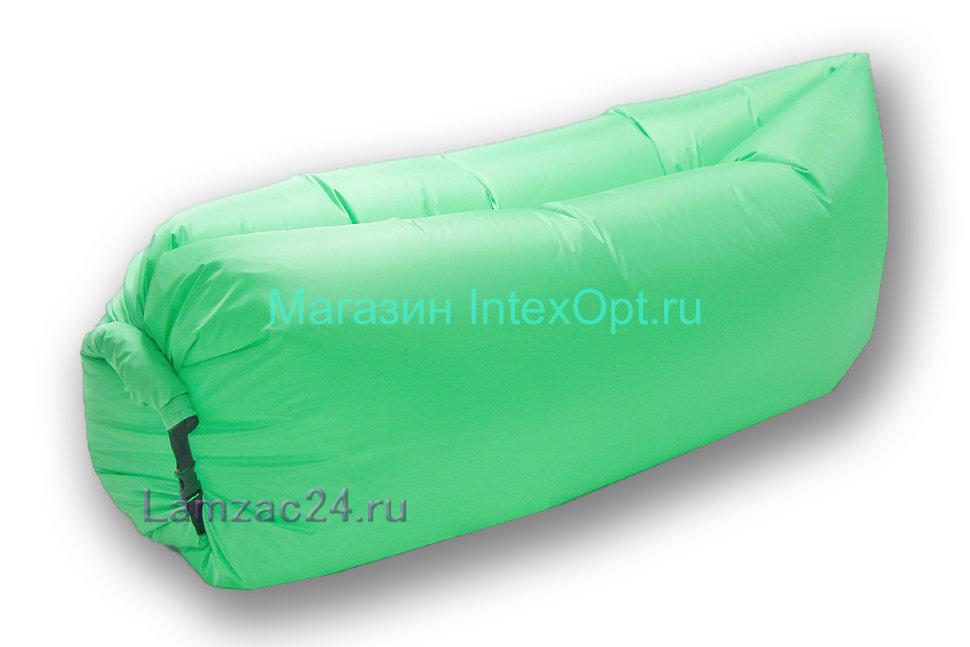 Надувной диван ламзак (светло-зеленый) в Тюмени