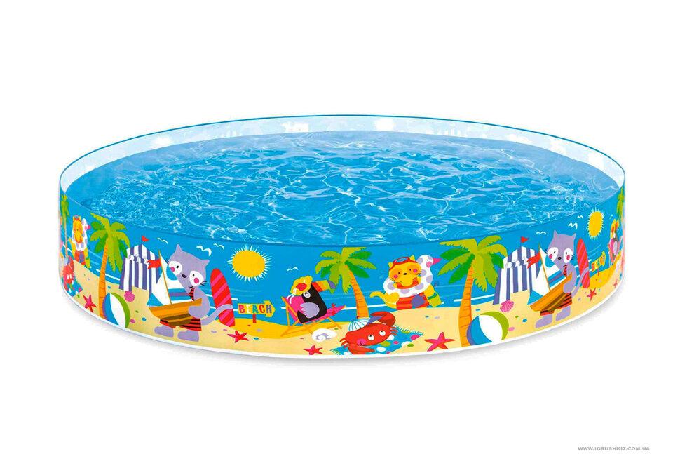 Жесткий бассейн INTEX 58457 в Тюмени