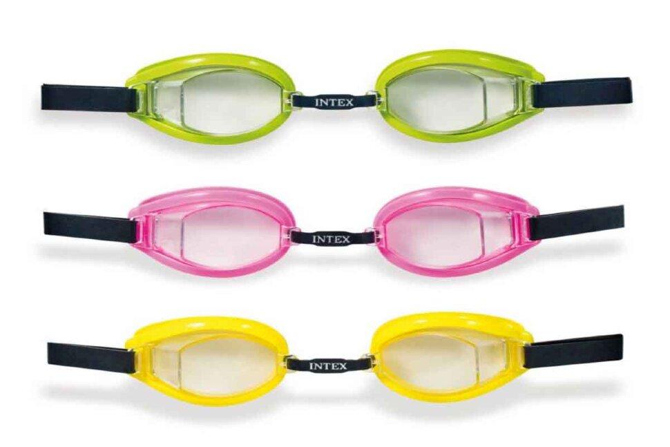 Очки для плавания INTEX 55608 в Барнауле